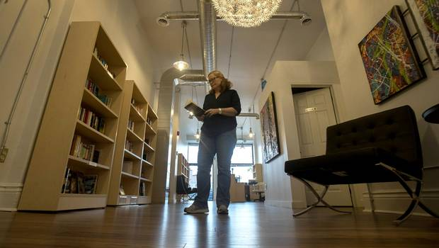 Peterborough hasn't had an independent bookstore since Titles closed in 2012.