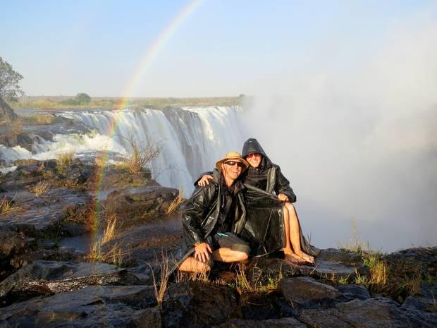 Livingstone, Zambia.