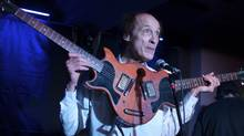 British musician John Otway is known for his odd promotional stunts.