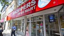 Less than two weeks after Loblaw Cos. Ltd. announced a $12.4-billion takeover of Shoppers Drug Mart Corp., arch-rival Wal-Mart Canada Corp. launched its first super centre in Atlantic Canada. (GLORIA NIETO/THE GLOBE AND MAIL)