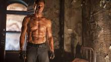 I, Frankenstein is a film even Aaron Eckhart acknowledges is outside his element. (Ben King/Associated Press)