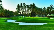 Pinehurst Resort, Hole #15 in North Carolina. (Pinehurst/Wieck)
