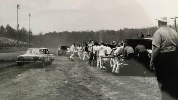 Occoneechee raceway