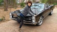 Peter Cheney's wife Marian likes convertibles, but has never seen the point of buying one. She's happy to ride in one, like this 1967 GTO, when she gets the chance. (Peter Cheney/The Globe and Mail/Peter Cheney/The Globe and Mail)
