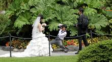 Statistics Canada has been keeping track of marriages since 1921, and divorces since 1972. (KIM STALLKNECHT)