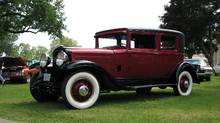 Greg Boyd has been working on his 1930 Cadillac since buying it in 1980.