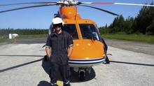 Dustin Dagenais is one of two paramedics killed when an Ornge air ambulance helicopter crashed on the James Bay coast in northern Ontario early Friday. (Facebook)