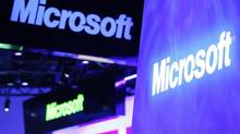 Microsoft hikes dividend by 15 per cent (RICK WILKING/REUTERS)