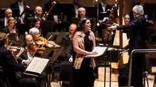 Conductor Peter Oundjian directs soloist Klara Ek and the Toronto Symphony Orchestra's performance of Brahms's German Requiem.