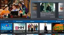 The Bell TV app is something different. It sets subscribers free in a way that really hasn't happened in Canada – if there is a Wi-Fi connection a wireless device (including Android devices) can serve up many of the stations viewers have access to at home. (Bell Media)