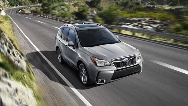 Subaru Forester 2.5i.