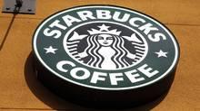 Starbucks logo (AP)