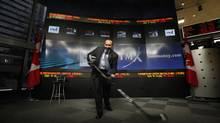 Kevin Davis, president and CEO of Bauer Performance Sports, which went public last March, said the company is not expecting the high-performance Nexus line to be as big as its Supreme and Vapor products. (Deborah Baic/The Globe and Mail/Deborah Baic/The Globe and Mail)