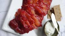 Beet root gravlax (Fred Lum / The Globe and Mail/Fred Lum / The Globe and Mail)