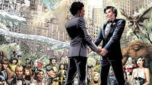 Northstar and Kyle Jinadu get married in Marvel Comics' Astonishing X-Men #51 (Marvel Comics)
