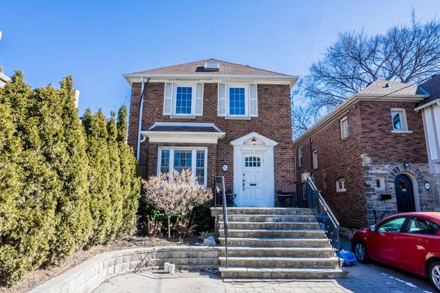 Agent Ira Jelinek plans to list this three-bedroom house on Chiltern Hill Road in Toronto around the $1.65-million mark.