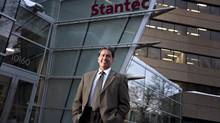 Stantec chief executive Bob Gomes (Jason Franson For The Globe and Mail)