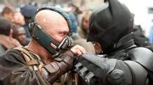 A scene from The Dark Knight Rises. (Ron Phillips)