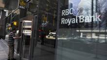 A Royal Bank of Canada branch in Toronto. (MARK BLINCH/REUTERS)