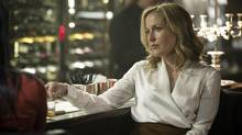 Gillian Anderson is brilliant as Stella Gibson, an English detective assigned to hunt down a Belfast serial killer in the British crime series The Fall. (Steffan Hill/BBC/Artists Studio)