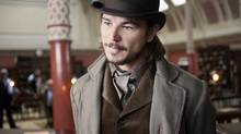 Josh Hartnett, who plays Ethan Chandler in Penny Dreadful, seems vaguely lost in this intense, melodramatic world. (Pat Redmond/SHOWTIME)