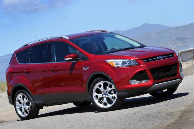 2015 Ford Escape.