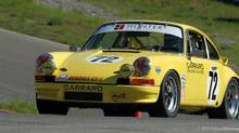 Doug Kurtin's 1972 Porsche 911 Carrera RS 2.7 (Richard Coburn Photography)