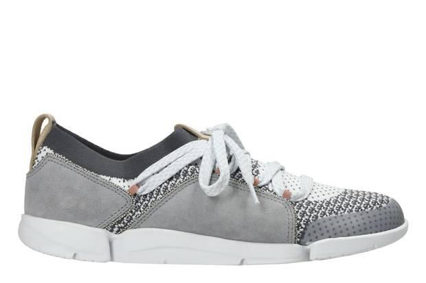 Clarks Originals Tri Amelia sneakers, $150 at Gravity Pope (gravitypope.com).