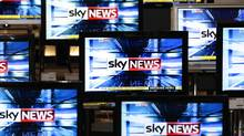 Britain's broadcast regulator is investigating whether the News Corp. and Murdochs' stake in satellite TV service BSkyB adheres to the 'fit and proper' requirement for a broadcast licence. (David Moir/Reuters/David Moir/Reuters)