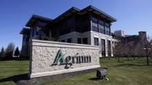 The Agrium head office is seen in this file photo. (Jeff McIntosh/THE CANADIAN PRESS)