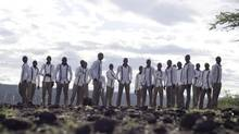 Kenyan Boys Choir. (Charles Kijana)