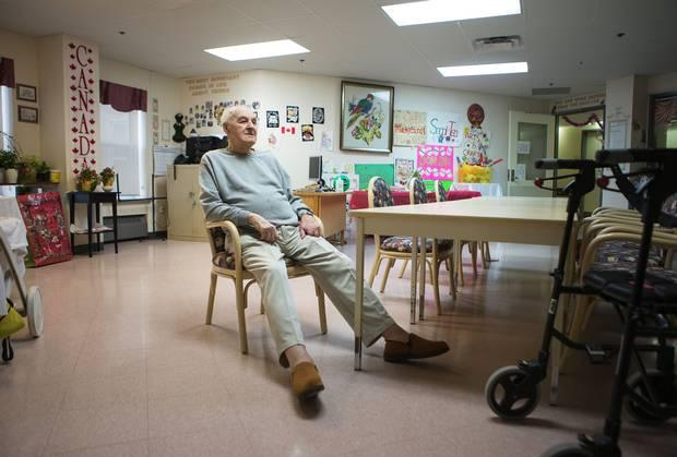 Doug Bennett, 94, says his