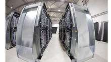 Data centre. (HANDOUT)