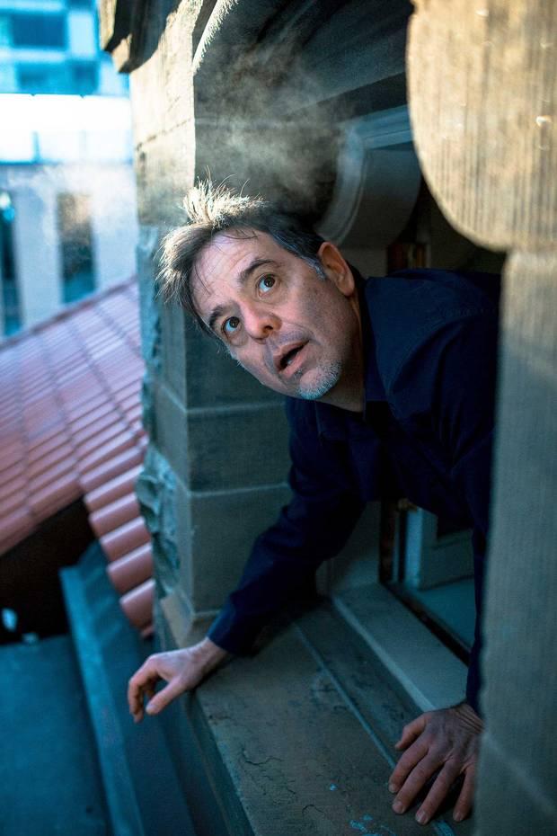 University of Toronto professor and counter espionage hacker Ron