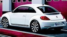 2012 VW Beetle (Volkswagen)