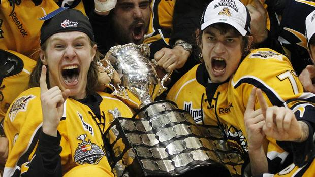 CHL: Shawinigan Cataractes To Raise Mem Cup Championship Banner As QMJHL Season Starts