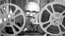 """Elwy Yost, former host of TVO's """"Saturday Night at the Movies"""""""