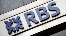 The fraudulent behaviour of Hong Kong trader Shirlina Tsang Pui Yu cost the Royal Bank of Scotland nearly $36-million in losses. (Toby Melville/Reuters)