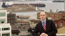 SeaFort president Rob Normandeau said the deal with A.W. Leil Holdings sits in the sweet spot for the investment firm – it is a small-town, old-economy company with a profitable business and a founder-owner looking for a succession solution. (PAUL DARROW/GLOBE AND MAIL)