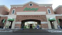 On Thursday, Sobeys reports its first quarterly financial results since swallowing rival Safeway Canada. (Fred Lum/The Globe and Mail)