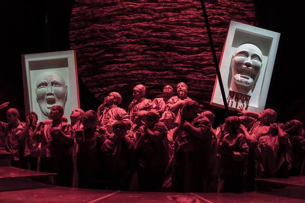 The Atlanta Opera performs Turandot.