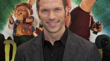 "Producer and lead animator Travis Knight arrives for the Focus Feature's ""ParaNorman"" premiere at the Globe Theatre at Universal Studios in Universal City, California, August 5, 2012. (BRET HARTMAN/Reuters)"