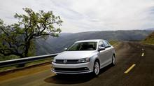 Volkswagen touts upgrades including a more fuel-efficient diesel motor and improved safety (Volkswagen)