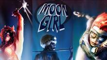 Screen grab from site for Moon Girl #1