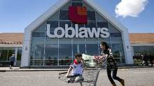 File photo of a Loblaws store in Montreal. (Ryan Remiorz/THE CANADIAN PRESS)