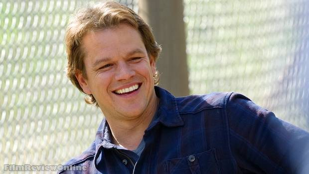 Matt Damon in We Bought A Zoo