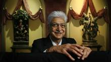 Wipro chairman Azim Premji (Peter Power/Peter Power/The Globe and Mail)