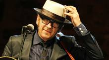 Elvis Costello (RAFA RIVAS/AFP/Getty Images)