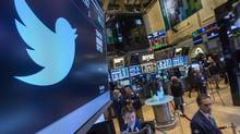 The recent Twitter IPO is reminiscent of the bullish times in the late 1990s. (BRENDAN MCDERMID/REUTERS)
