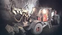 Lunding mining